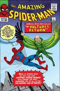 Amazing Spiderman 7