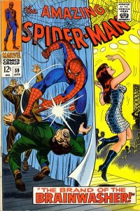 Amazing Spiderman 59