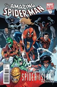 Amazing Spiderman 667