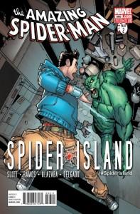 Amazing Spiderman 668