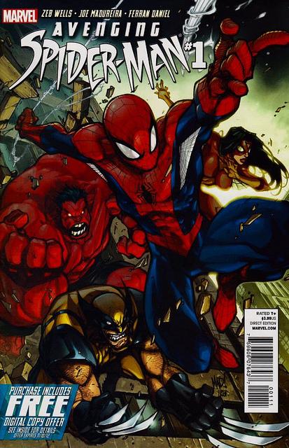 Avenging Spiderman 1