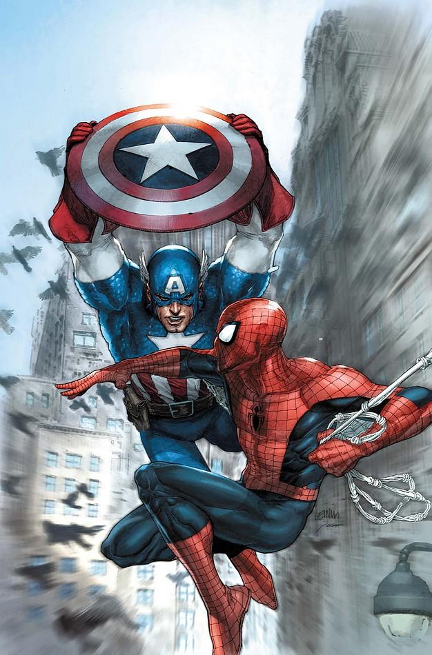 Avenging Spiderman 5