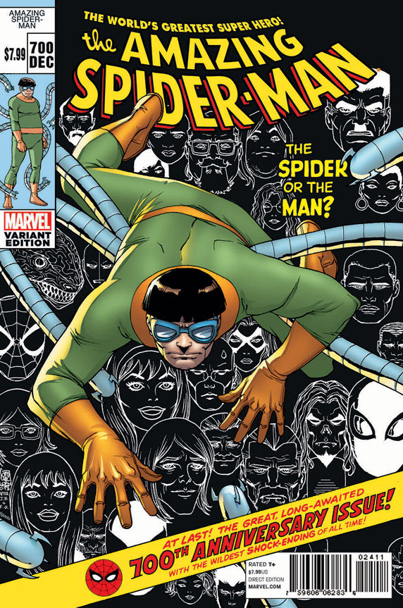Another really cool ASM #700 variant? Just take my money already!