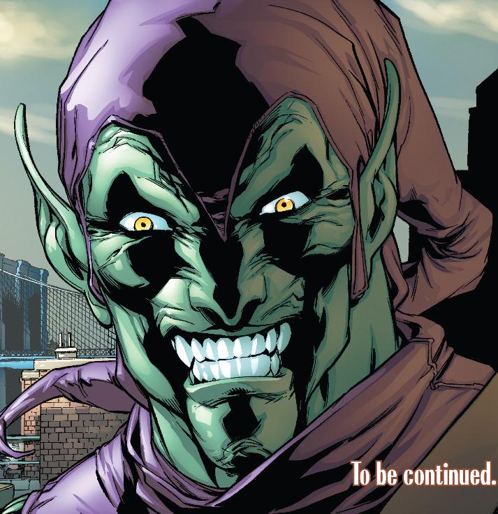 Superior Spider 4 Goblin