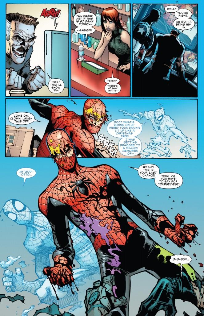From Superior Spider-Man #6