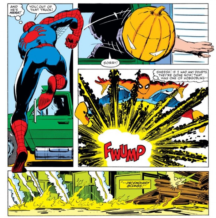 Amazing Spider-Man #244: Original Hobgoblin Saga (Part Three)