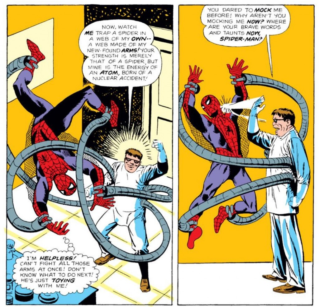 Image from Amazing Spider-Man #3: Steve Ditko (pencils/inks)