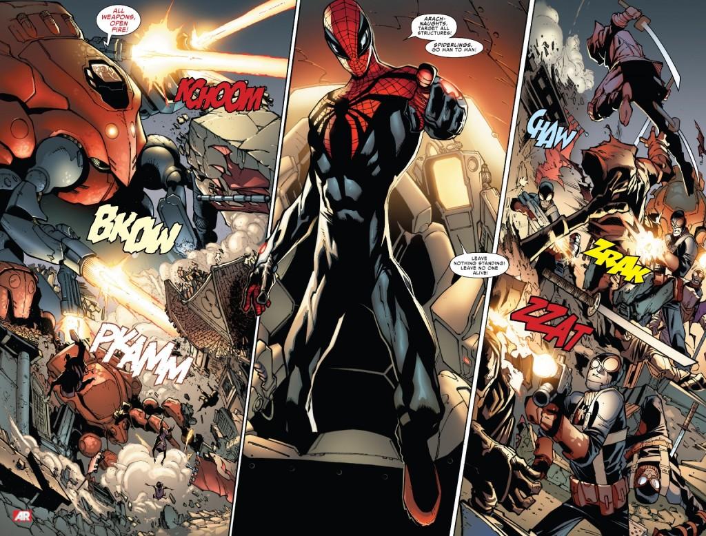 From Superior Spider-Man #14