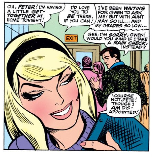 From Amazing Spider-Man #50