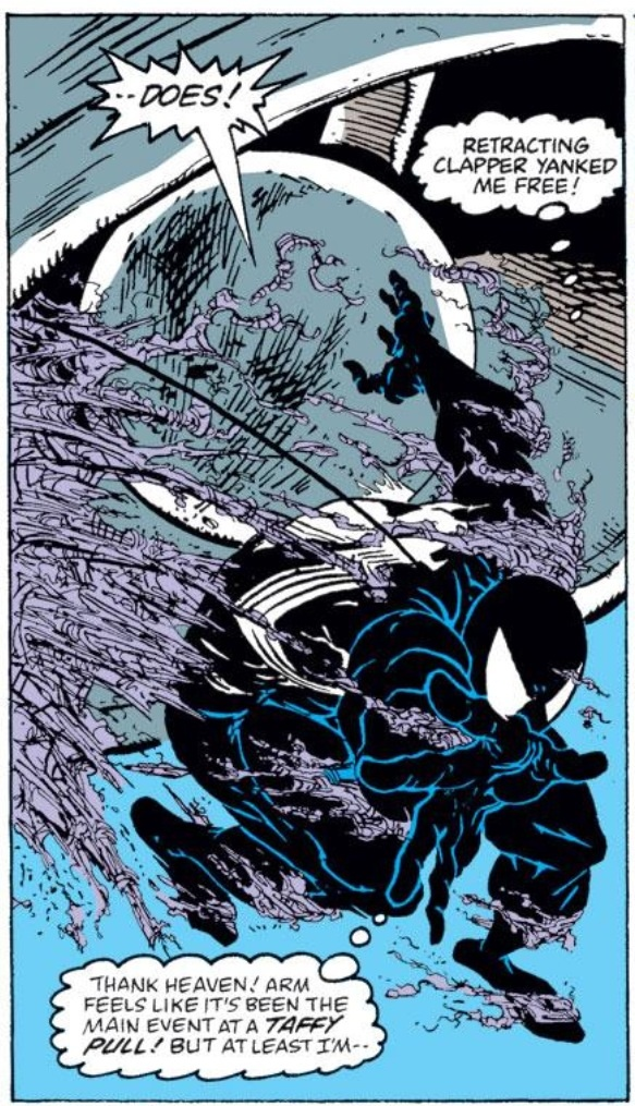 From Amazing Spider-Man #300