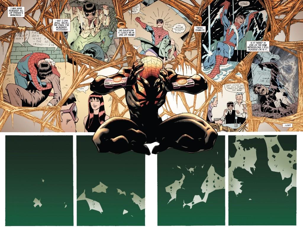 """Ghost Peter"" returns in Superior Spider-Man #19"