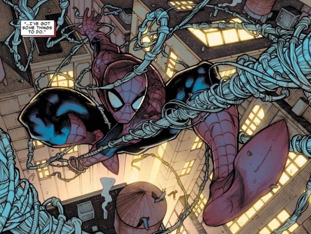 Spider-Man from Amazing Spider-Man #665