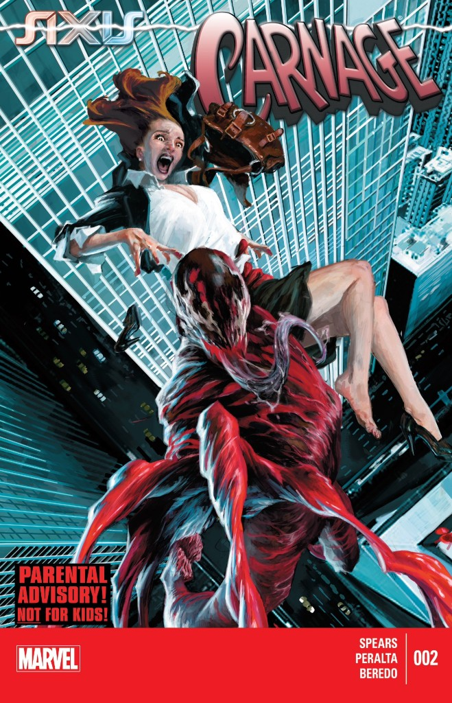 Axis Carnage 2 cover