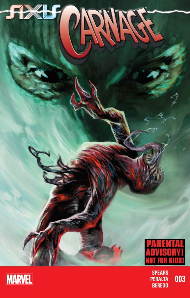 Axis Carnage 3 cover