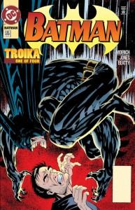 Batman 515 cover