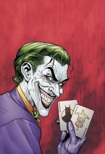 Batman Man Who Laughs cover