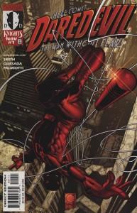 Daredevil 1 vol 2 cover