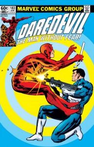 Daredevil 182 cover