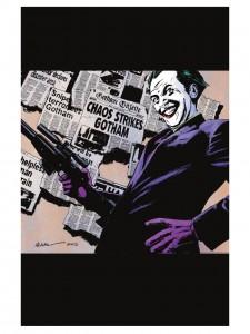 Gotham Central Soft Targets