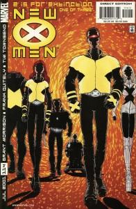 New X-Men 114 cover