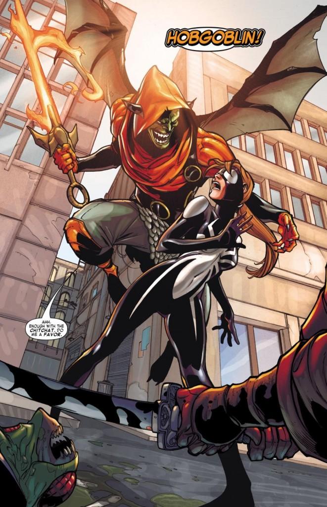 From Spider Island: Spider-Girl #1