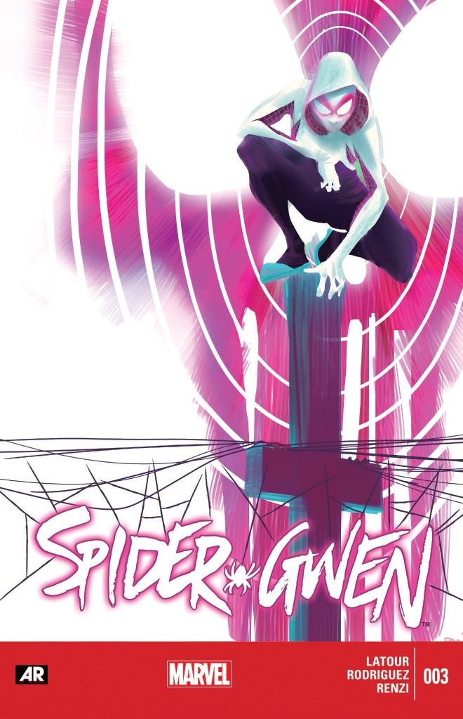 Spider-Gwen 3 cover