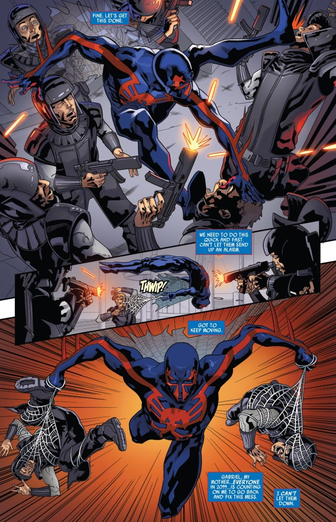 Spider-Man 2099 10 01