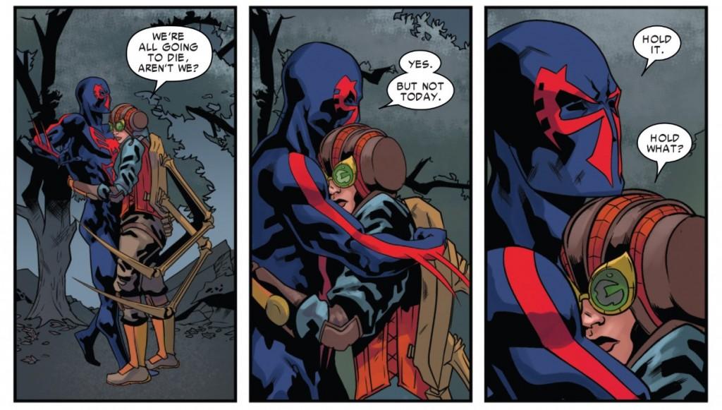 Spider-Man 2099 8 01