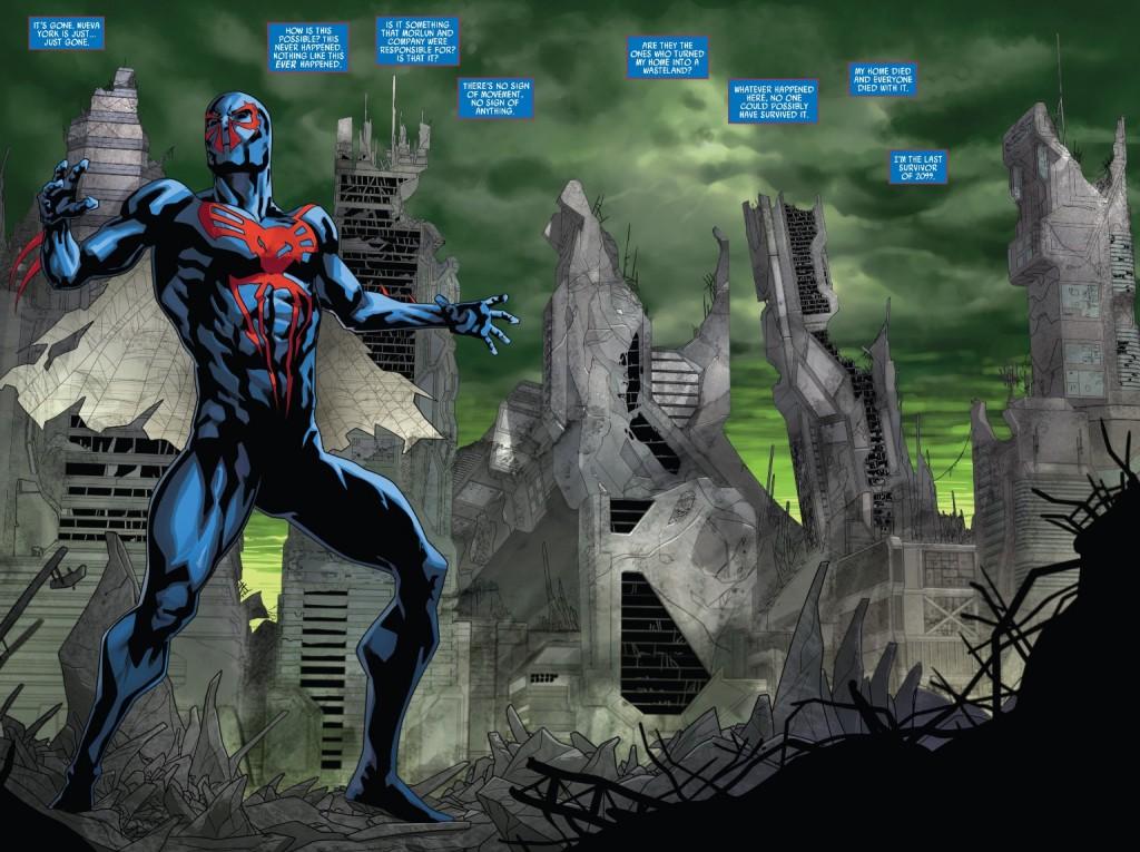 Spider-Man 2099 9 03
