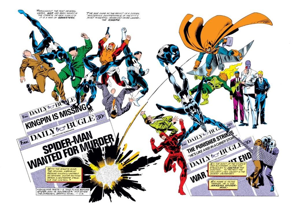 Spider-Man Gang War 03