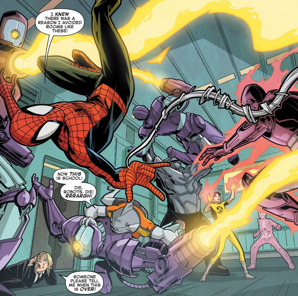 Spider-Man X-Men 1 03