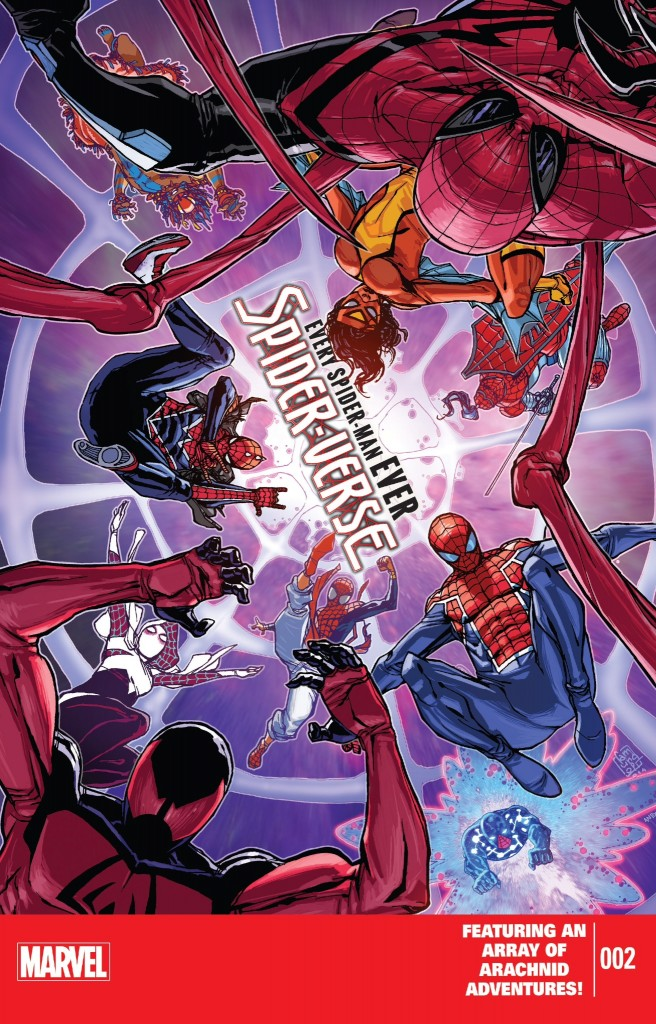 Spider-Verse 2 cover