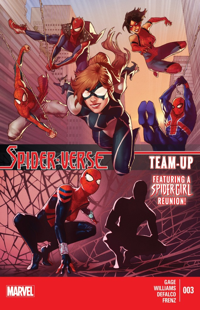 Spider-Verse Team-Up 3 cover