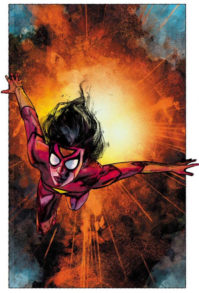Spider Woman 04