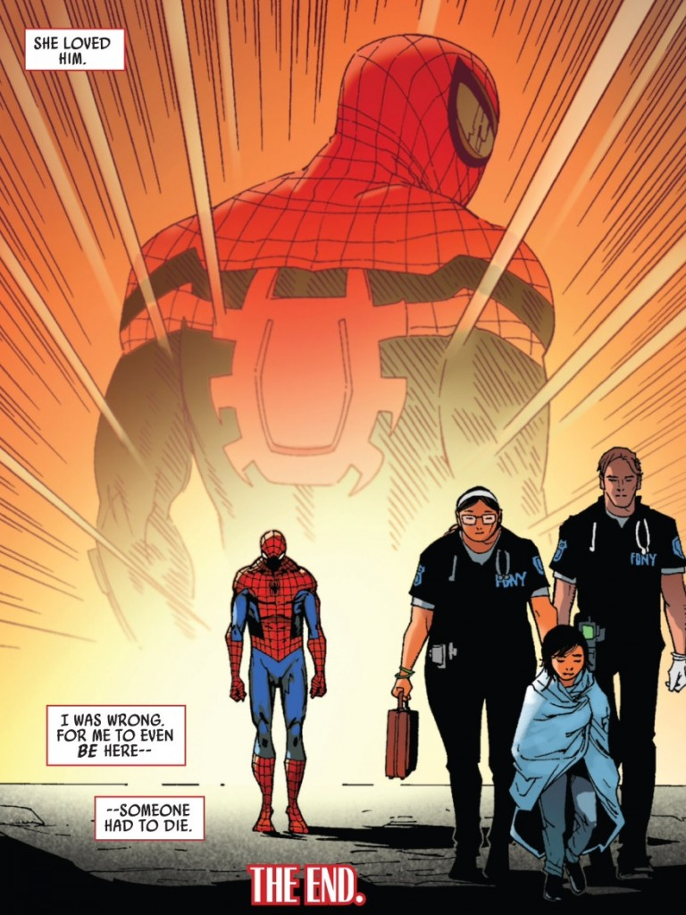 From Superior Spider-Man #31
