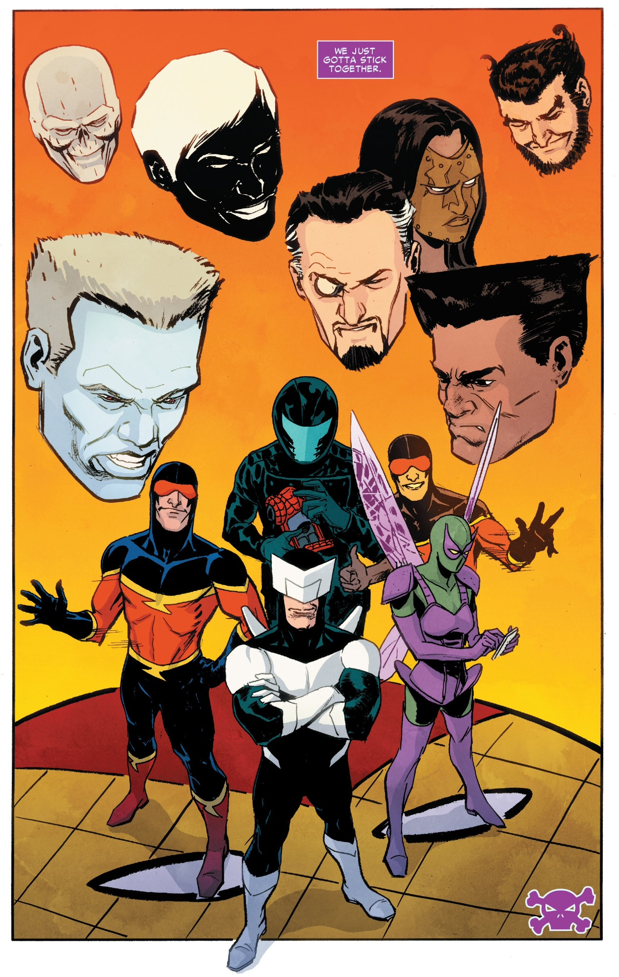 The Superior Foes of Spider-Man #14 Marvel