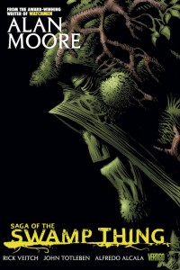 Swamp Thing Saga Alan Moore