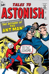 Tales to Astonish 35 cover