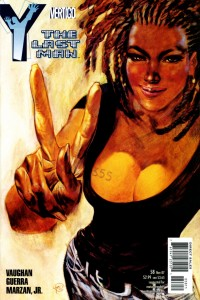 Y the Last Man 58 cover